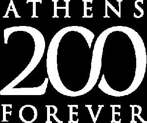 Athens Forever 200 logo