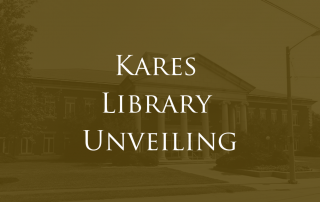 Unveiling of Kares Library