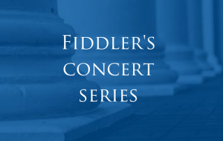 Fiddlers Concert Series Announced