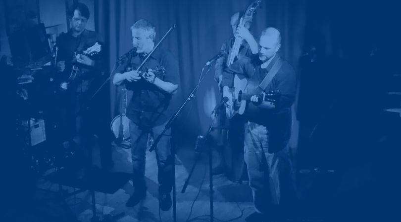 Carpenter & May Band Performing