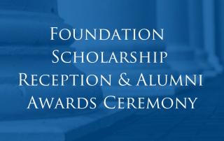 Date set for Alumni Awards