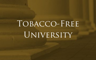 Athens State becomes a tobacco-free campus