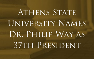 University President Athens State