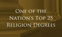 Athens State Top 25 Religion Degrees