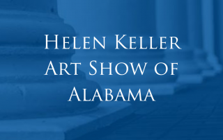 Helen Keller Art Show of Alabama at ACA