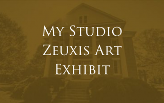Zeuxis My Studio Exhibit at ACA