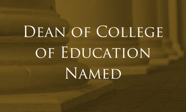 Athens State Dean of College of Ed Lee Vartanian