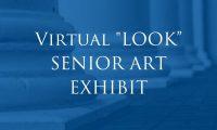 Virtual LOOK Senior Art Exhibit