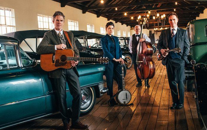 Chris Jones & the Night Drivers Band Photo
